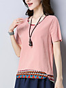 Pentru femei Tricou De Bază-Mată Imprimeu