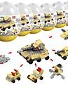 Building Blocks Military Blocks Construction Set Toys 230 pcs Military Soldier compatible Legoing Stress and Anxiety Relief Parent-Child Interaction Tank Boys\' Girls\' Toy Gift / Educational Toy