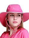 VEPEAL Chapeau Ete Sechage rapide / Pare-vent / Respirabilite Peche / Randonnee / Marche Unisexe Chinlon Couleur Pleine / Maille