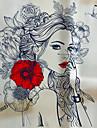 Glasfolie en stickers Decoratie Matta / Hedendaagse 3D Print PVC Raamsticker / Mat