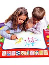 Water Drawing Play Mat Desen Toy Vopsire Simplu Interacțiunea părinte-copil Pentru copii Cadou 1pcs