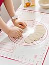כלי Bakeware ג\'ל סיליקון Multi-function / Creative מטבח גאדג\'ט לחם אפייה מחצלות & Liners 1pc