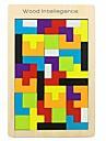 Puzzle Lemn Creative / model geometric De lemn 42 pcs Preşcolar Toate Cadou