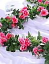 Kunstbloemen 1 Tak Enkel (150 x 200cm) Stijlvol Rozen Bloemen voor op de muur