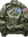 Bărbați Jachetă De Bază - American / USA, Peteci