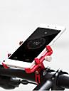 GUB® Montura de Telefono para Bicicleta Portatil Facil de Instalar Anti golpe para Bicicleta de Pista Bicicleta de Montana Aleacion de aluminio iPhone X iPhone XS iPhone XR Ciclismo Azul Rosa Negro