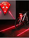 Rear Bike Tail Light Tail Light LED Bike Light Cycling Waterproof Portable Wearproof Li-ion 20 lm Rechargeable Power Red Camping / Hiking / Caving Cycling / Bike
