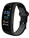 BoZhuo Q6-PRO Γιούνισεξ Έξυπνο βραχιόλι Android iOS Bluetooth Αδιάβροχη Συσκευή Παρακολούθησης Καρδιακού Παλμού Μέτρησης Πίεσης Αίματος Θερμίδες που Κάηκαν Ημερολόγιο Άσκησης / Χρονόμετρο / Ξυπνητήρι