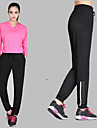 สำหรับผู้หญิง กระเป๋า กางเกง Jogger กางเกงใส่วิ่ง สีดำ กีฬา สลับ ตารางไขว้ กางเกง ด้านล่าง วิ่ง การออกกำลังกาย ยิมออกกำลังกาย ชุดทำงาน ระบายอากาศ แห้งเร็ว นุ่ม แถบสะท้อนแสง ผสมยางยืดไมโคร หลวม