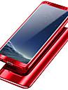 Capinha Para Samsung Galaxy S9 Plus / S9 Antichoque / Galvanizado Capa Protecao Completa Solido Rigida PC para S9 / S9 Plus / S8 Plus