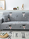 Sofa Cover Multi Color Reactive Print Polyester Slipcovers