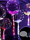 3 m 30led ballon met led strip lichtgevende led ballonnen voor bruiloft decoraties verjaardagsfeestje kerst nieuwjaar