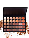35 Colors Eyeshadow Palette Daily / Party Portable Daily Makeup / Party Makeup / Fairy Makeup 1160 Cosmetic / Matte / Shimmer