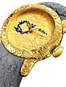 Ανδρικά Αθλητικό Ρολόι Ρολόι Καρπού Ιαπωνικά Γιαπωνέζικο Quartz σιλικόνη Μαύρο / Γκρι 30 m Καθημερινό Ρολόι Απίθανο Αναλογικό Πολυτέλεια Μοντέρνα - Χρυσό Μαύρο Ενας χρόνος Διάρκεια Ζωής Μπαταρίας