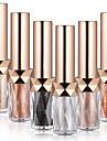 6 farver -jenskygger -jenskygge Glitterskin / røget Længerevarende Daglig makeup / Halloweenmakeup / Festmakeup Makeup Kosmetiske / Glans