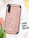 BENTOBEN Capinha Para Huawei P20 Pro Antichoque / Galvanizado / Glitter Brilhante Capa traseira Glitter Brilhante Rigida TPU / PC para Huawei P20 Pro