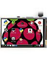 320 × 480, 3,5 tommer lcd touch screen tft lcd designet til hindbær pi 3 model b / b +, waveshare