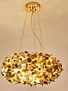 QIHengZhaoMing 6-Light Sputnik Lysekroner Omgivelseslys galvanisert Metall 110-120V / 220-240V Varm Hvit