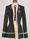 Inspired by Danganronpa Chiaki Nanami Anime Cosplay Costumes Cosplay Suits British / Contemporary Coat / Blouse / Top For Men\'s / Women\'s