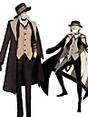 Inspired by Bungo Stray Dogs Cosplay Anime Cosplay Costumes Cosplay Suits Contemporary Coat / Vest / Blouse For Men\'s / Women\'s
