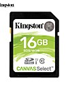 Kingston 16GB Cartao SD cartao de memoria class10