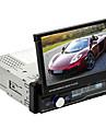 SWM T100+4LEDcamera 7 inch(es) 2Din Overige Auto multimedia speler / Auto MP5-speler / Auto MP4 speler Aanraakscherm / MP3 / Ingebouwde Bluetooth voor Universeel RCA / Overige Ondersteuning MPEG