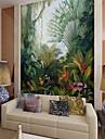 ταπετσαρία / Τοιχογραφία Καμβάς Κάλυψης τοίχων - κόλλα που απαιτείται Art Deco / Μοτίβο / 3D