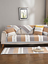 Sofa Cushion Striped / Multi Color Yarn Dyed Polyester Slipcovers