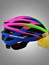 Adulto Casco de bicicleta 9 Ventoleras PC (policarbonato) EPS Deportes Ejercicio al Aire Libre Ciclismo / Bicicleta - Negro Rojo Verde Unisex
