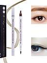 Eyeliners -jenbryn farve Vandtæt Moderigtigt Design varig 5 pcs Makeup Eyeliner -jenbryn Våd Vandtæt Hurtigtørrende 5 farver Jul Julegaver Bryllup Kosmetiske Plejemidler
