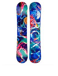 Ski, snowboards og snesko